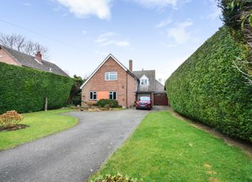 Thumbnail 4 bed detached house for sale in Stambourne Road, Ridgewell, Essex