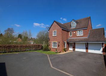 59 Stone Drive, Shifnal TF11. 5 bed detached house for sale