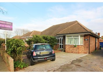Thumbnail 4 bed bungalow for sale in Vicarage Road, Sunbury-On-Thames