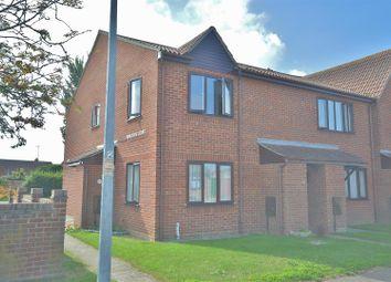 Thumbnail 2 bed maisonette for sale in Parklands Court, Saxmundham Way, Clacton-On-Sea
