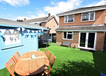 Thumbnail 4 bed semi-detached house for sale in Wetlands Lane, Portishead, Bristol