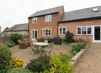 Thumbnail 5 bedroom barn conversion for sale in Church Street, Wing, Oakham