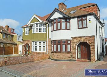 Thumbnail 4 bed semi-detached house for sale in Nelson Road, Whitton, Hounslow, Middlesex