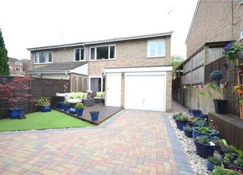 Thumbnail 3 bed semi-detached house for sale in Hadleigh Rise, Caversham, Reading