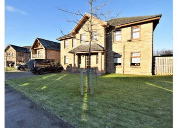 Thumbnail 5 bed detached house for sale in Albert Park, Carluke