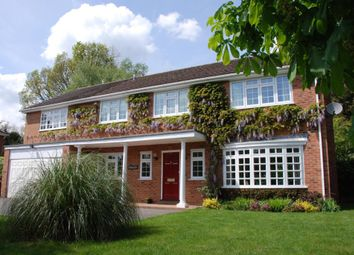 Thumbnail 5 bed detached house to rent in Pine Walk, Cobham