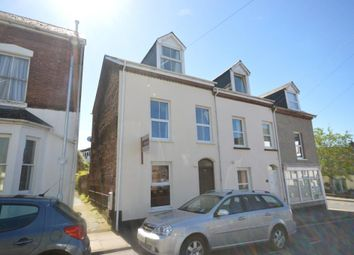 Thumbnail 2 bed end terrace house for sale in Clifton Road, Newtown, Exeter, Devon