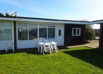 Thumbnail 2 bed property for sale in The Parade, Greatstone, New Romney, Kent