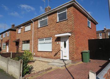 Thumbnail 3 bed terraced house for sale in Oak Road, Bebington, Wirral