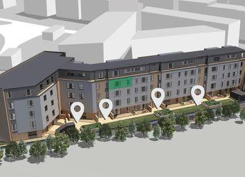 Thumbnail 2 bedroom flat for sale in Plot 34, Marionville Road, Edinburgh