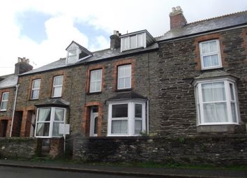 Thumbnail 3 bed terraced house to rent in Glen Road, Wadebridge