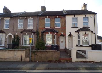 Thumbnail 2 bedroom terraced house to rent in Old Road West, Northfleet, Gravesend
