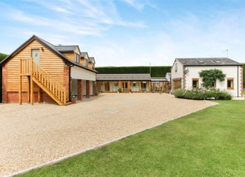 Thumbnail 6 bed detached house for sale in Little Shurdington, Shurdington, Cheltenham