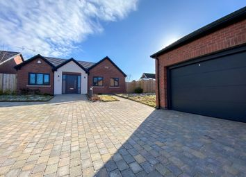 Thumbnail 3 bed bungalow for sale in Rowley Gardens, Liverpool Road West, Church Lawton