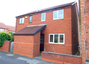 Thumbnail 2 bedroom semi-detached house for sale in Freehold Street, Derby