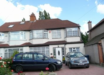 Thumbnail 6 bed semi-detached house to rent in Sylvia Avenue, Pinner