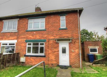 Thumbnail 2 bed semi-detached house for sale in Cathedral View, Newbottle, Houghton Le Spring