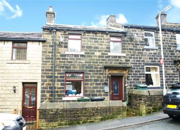 Thumbnail 2 bed terraced house for sale in Bingley Road, Cross Roads, Keighley, West Yorkshire