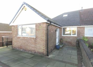 Thumbnail 3 bed semi-detached bungalow for sale in Conway Drive, Billinge