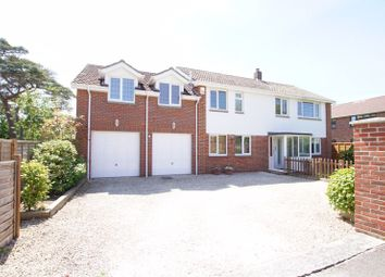 Thumbnail 5 bed detached house for sale in Peterhouse, Newton Place, Lee-On-The-Solent