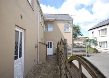 Thumbnail 1 bedroom end terrace house for sale in Dimond Street East, Pembroke Dock