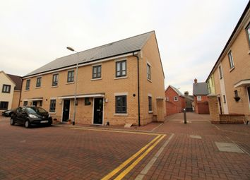 3 bed end terrace house for sale in Hyderabad Close, Colchester CO2