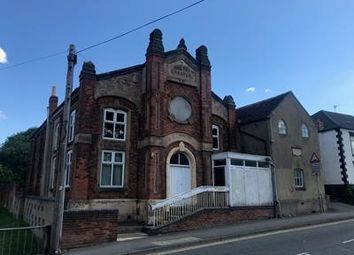 Thumbnail Commercial property for sale in Former Church Hall, North Street, Whitwick, Leicestershire