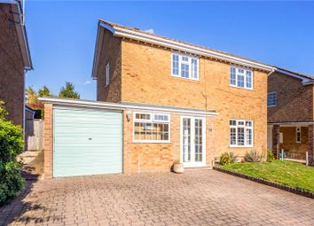 Thumbnail 4 bed detached house for sale in Chiltern Close, Newbury, Berkshire