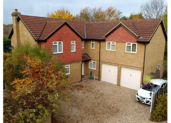 Thumbnail 5 bedroom detached house for sale in Wiltshire Grove, Bracknell