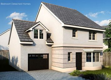 Thumbnail 4 bed detached house for sale in Horn Lane, Plymstock, Plymouth