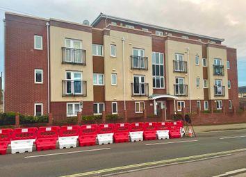 Thumbnail 2 bed flat to rent in Clarkes Court, Quay Street, Fareham