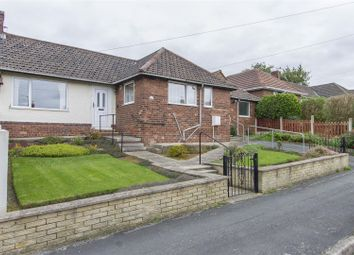 Thumbnail 2 bed semi-detached bungalow for sale in Cedar Street, Hollingwood, Chesterfield