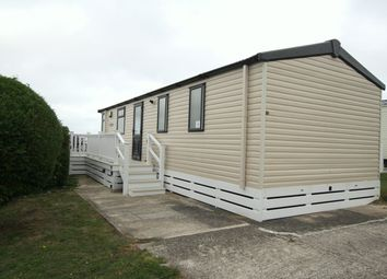 Thumbnail Property for sale in Peaceful Caravan Park, Peaceful Caravan Park, Swanage