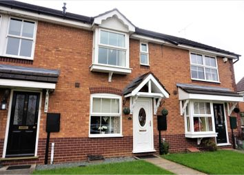 Thumbnail 2 bedroom terraced house for sale in Worsdell Close, Coventry