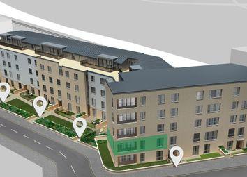 Thumbnail 2 bedroom flat for sale in Plot 39, Marionville Road, Edinburgh
