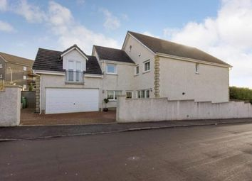 Thumbnail 6 bed detached house for sale in Knox Street, Airdrie, North Lanarkshire