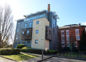 Thumbnail 2 bedroom flat for sale in Mill Street, Wem, Shrewsbury