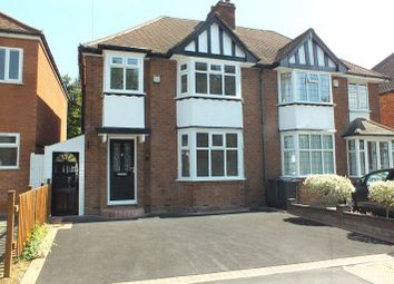 Thumbnail 3 bed semi-detached house to rent in Barton Lodge Road, Hall Green, Birmingham