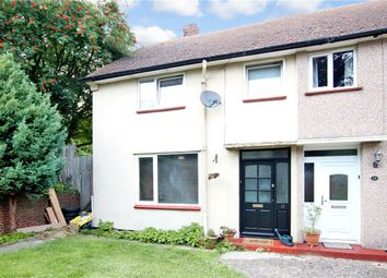 Thumbnail 3 bed semi-detached house for sale in Croxley Close, St Pauls Cray, Orpington, Kent