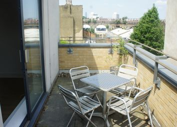 Thumbnail 1 bed flat to rent in Hinton Road, London