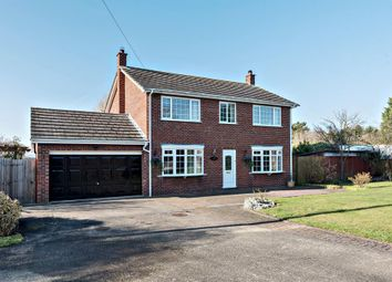 Thumbnail 4 bedroom detached house for sale in Chestnut Avenue, Bucknall, Woodhall Spa