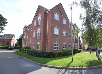 Thumbnail 2 bed flat for sale in Old Lodge Close, Uttoxeter