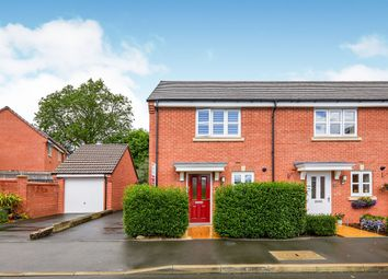 2 bed end terrace house for sale in Lodge Farm Chase, Ashbourne DE6