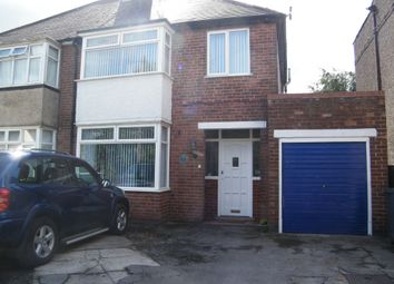 Thumbnail 3 bedroom semi-detached house for sale in High Spannia, Kimberley, Nottingham