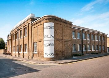 Thumbnail 2 bed flat for sale in The Radio Factory, Mildmay Road, Chelmsford