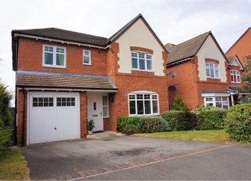 Thumbnail 4 bed detached house for sale in Bracken Way, Doncaster