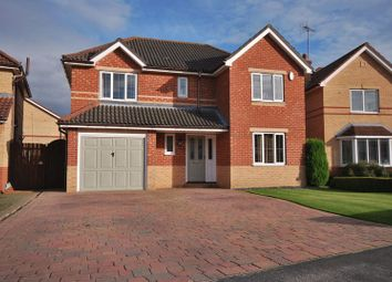 Thumbnail 4 bed detached house for sale in Georgian Way, Bridlington