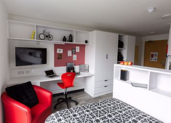 Thumbnail 1 bed flat to rent in Abby House, City Centre