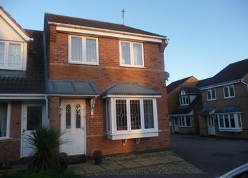 Thumbnail 3 bed property to rent in Ryngwell Close, Brixworth, Northampton