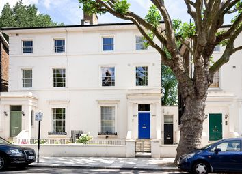 Thumbnail 4 bed flat to rent in Randolph Avenue, Maida Vale, London